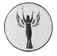 Emblem Siegesgöttin