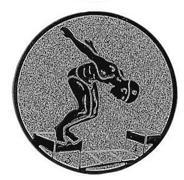 Emblem Schwimmer