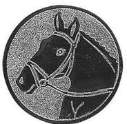 Emblem Pferdekopf