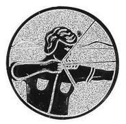 Emblem Bogenschießen Archery