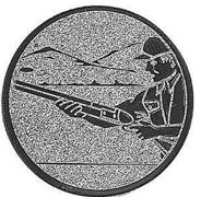 Emblem Tontauben schießen